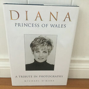 DIANA PRINCESS OF WALES-A TRIBUE IN PHOTOGRAPHS
