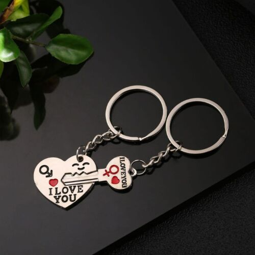 Love Key Creative Couple keychain Jewelry Gifts for Boyfrien