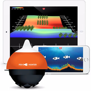 FishHunter Directional 3D - Powerful Portable Fish Finder