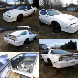 1982 to 2002 Camaro and Firebird parts