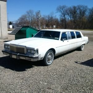 Limo Project Car