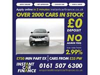 Nissan Juke 1.5dCi ( 110ps ) N-Tec LOW WEEKLY PAYMENTS £48 PER WEEK
