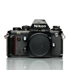 Nikon F3 35mm Film Camera Body