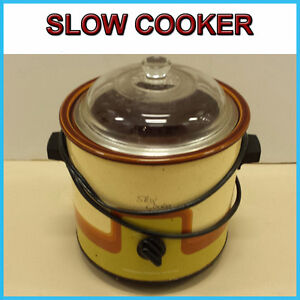 GENERAL ELECTRIC SLOW COOKER - REASONBLY PRICED