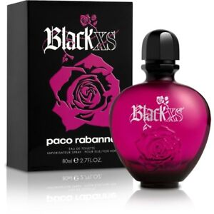 **MOTHERS DAY**BLACK XS BY PACO RABANNE E.D.T (80ml)