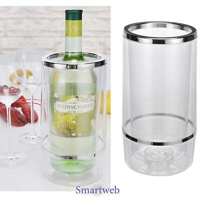 Flaschenkühler Sektkühler Weinkühler Weinflaschenkühler Höhe 23cm 12000