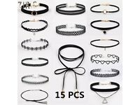 3-15 Pcs/pack Jewelry Neck accessories