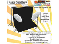 Mobile Photographer Services
