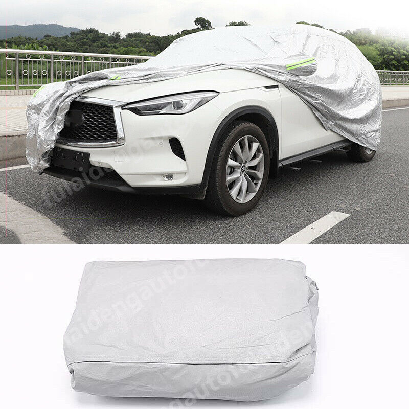 For Infiniti Ex35 5 Layer Car Cover Fitted Water Proof Outdoor Rain Snow Uv Dust