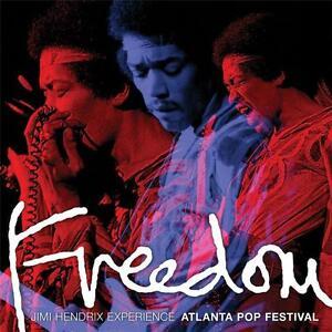 JIMI HENDRIX FREEDOM ATLANTA POP FESTIVAL REMASTERED 2 CD NEW