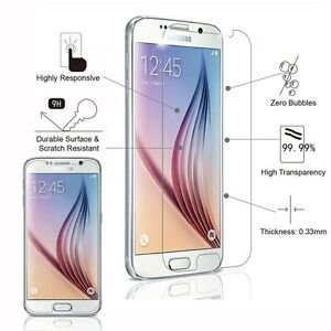 Samsung S7 Screen Protection with Scratch proof Tempered Glass Regina Regina Area image 1