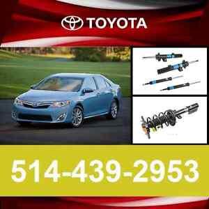 Toyota Camry ► Shocks and Struts • Amortisseurs
