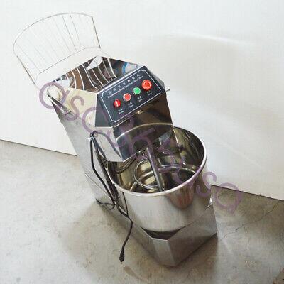 Dough Mixer 30qt Dough Spiral Mixer Bakery Flour Mixing Machine Food Preparation