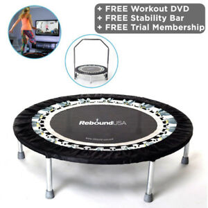 Exercise Equipment /MaXimus Pro Gym Rebounder / BRAND NEW IN BOX