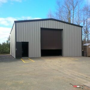 Canadian Steel Buildings Ltd.-Experts in Steel Buildings