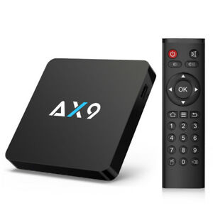 Android TV BOX 7.1 O/S