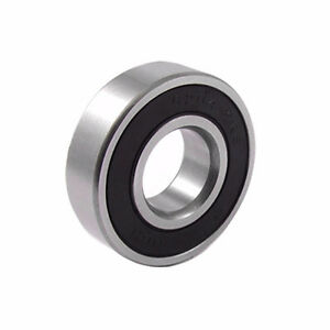6204-2RS Premium Sealed Ball Bearing, 20x47x14mm