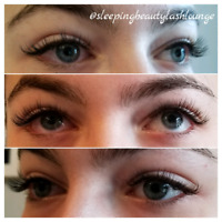 Eyelash extensions - FLASH SALE!! $50 sets