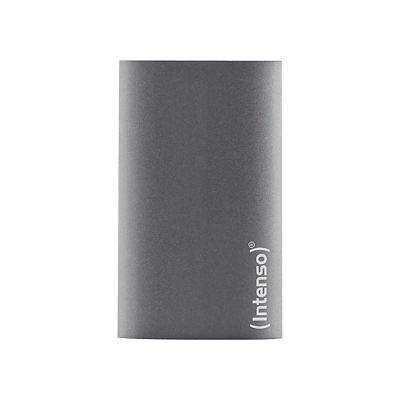 """Intenso externe SSD, 512 GB, 1,8"""", USB 3.0, Aluminium Premium Edition"""