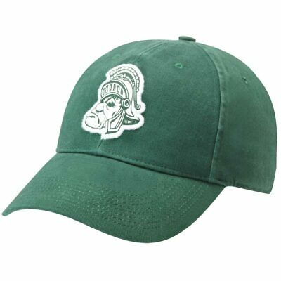 Nike Unisex Michigan State Spartans Vault Legacy91 Flex Hat Green One covid 19 (Michigan State Spartans Green coronavirus)