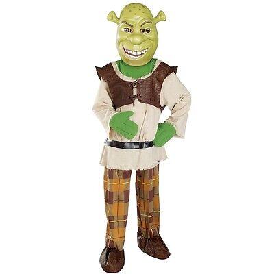 Kostüm~USA~92-98~Shrek~Forever~Fasching~Karneval~Babykostüm~Overall~ (Shrek Baby Kostüme)
