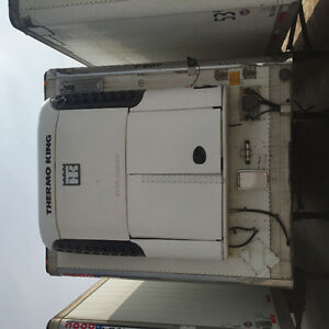2009 TRIAXEL UTILITY-TK  REEFER FOR SALE