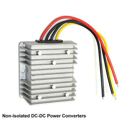 Dc Voltage Stabilizer 8-40v To 12v 120w Car Power Supply Regulator Waterproof