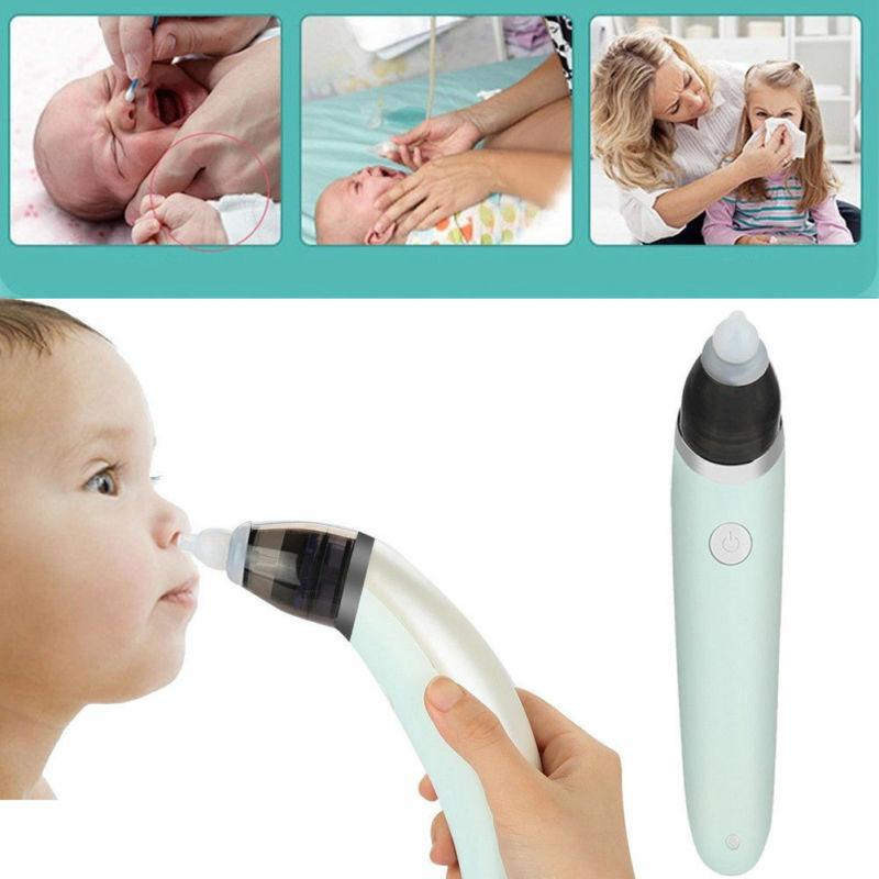 Elektrischer Nasensauger Baby Nasensauger Elektrisch Staubsauger