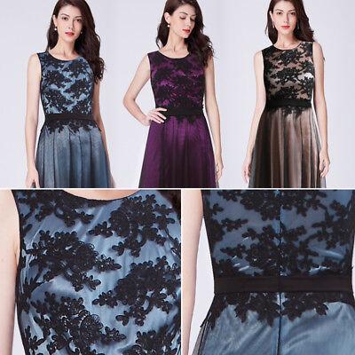 6714e33ab5f Ever-Pretty Women Long Maxi Evening Formal Party Dress Bridesmaid Dresses  07545
