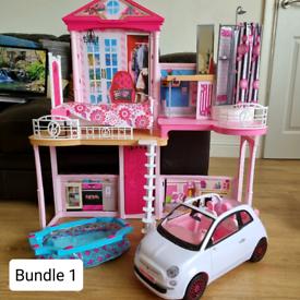 Various Barbie Bundles