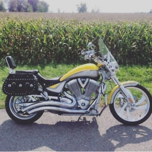 2006 victory vegas fully loaded 63,000kms