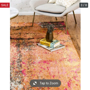 Brand New: Area Rug 7x10 ft