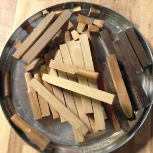 Hardwood Dowels