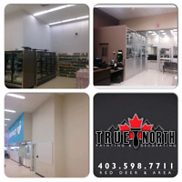 TRUE NORTH PAINTING * INSURED,TIMELY, AFFORDABLE