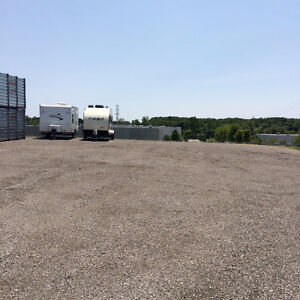 * * * Parking For Your Trailer/RV/Boat * * * London Ontario image 1