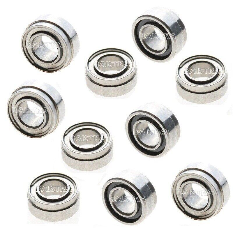 10*Dental Standard Ceramic Ball Bearing SKR144TL-P4 to High Speed Handpiece