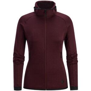 manteau plein-air rouge