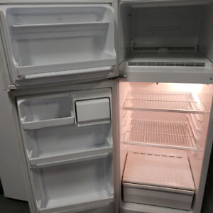 FRIDGE GE MODEL TBW12SAVLW-1 WHITE WITH WARRANTY!