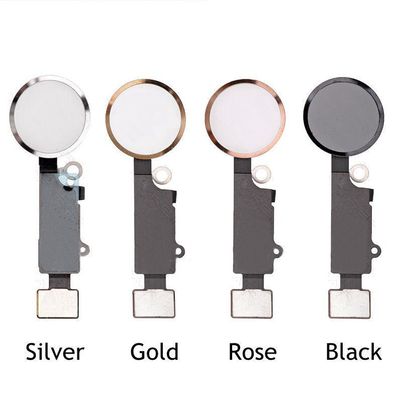 OEM Home Button Main Key Flex Cable  Replacement Assembly For iPhone 7 & 7 Plus