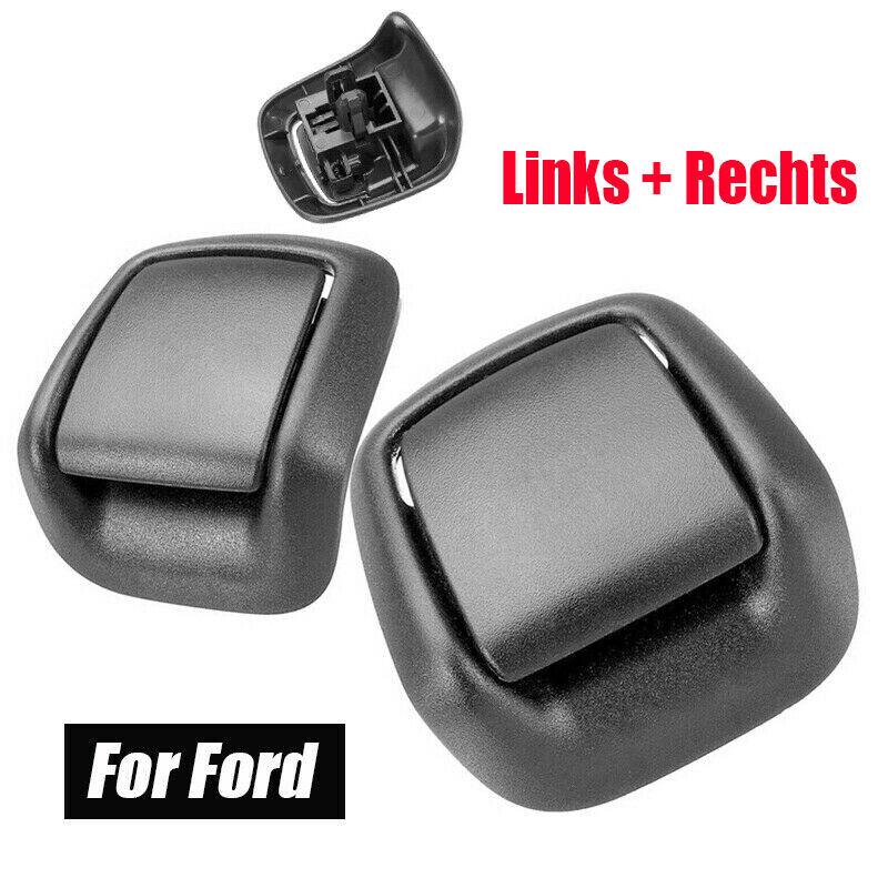 2X LINKS/&RECHTS GRIFF SITZ KIPPEN ENTRIEGELUNG HEBEL Für Ford Fiesta V