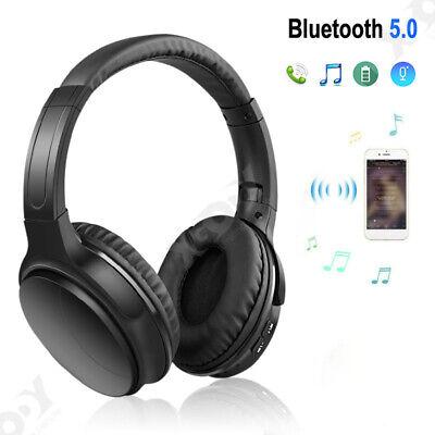 Wireless Bluetooth Headphones Foldable Sport Stereo Earphone