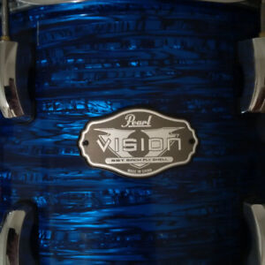Vision Series Pearl Drum Kit - New Condition