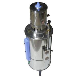 Open Box 5L Stainless Steel Electric Devices Distilled Water 220V 5KW 220129