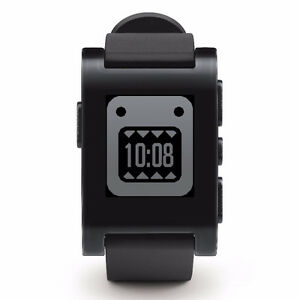 PEBBLE WATCH IN BOX!!! $49!! BLUETOOTH!! ANDROID & IOS!!