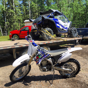 2007 YZF 480 for sale or trade