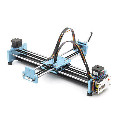Diy 2axis Cnc Xy Plotter Robot Pen Drawing Machine Auto Writing Signature Router