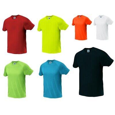 Starworld Herren T-Shirt Lauf Sport Shirt Funktionsshirt XS S M L XL XXL SW300