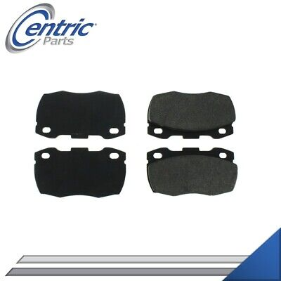 Front Brake Pads Set Left and Right For 1993 LAND ROVER DEFENDER 110
