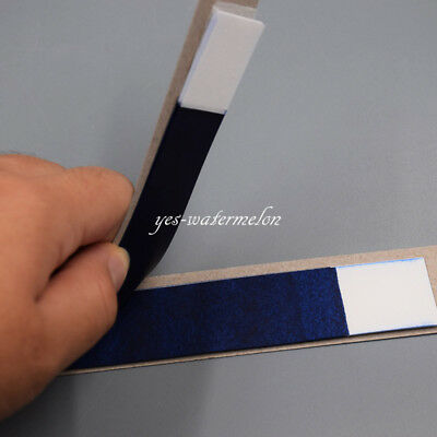 200 Sheets Dental Articulating Paper Soft Thin Strips Impression Straight Bar