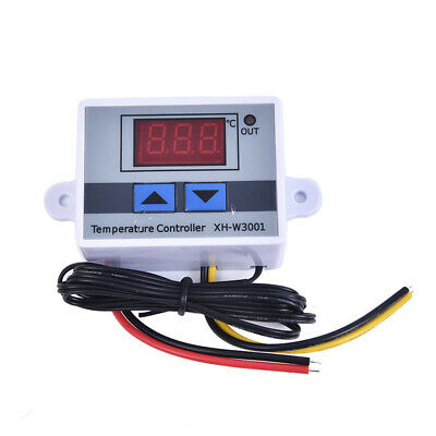 Xh-w3001 Digital Temperature Thermostat W3001 110v 220v Thermoregulator.exatru